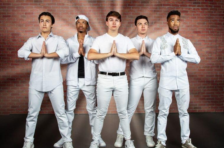 Altar Boyz musical at Marietta Theatre Company