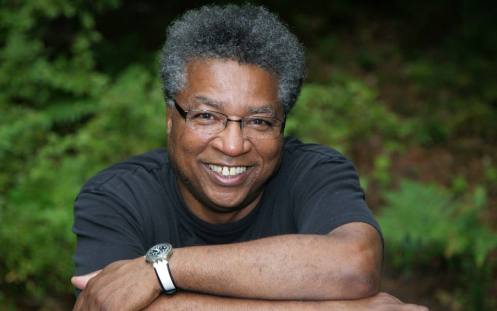 Composer Alvin Singleton (Photo by C. Watson)