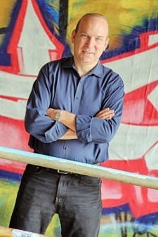 Andrew Feiler (Photo by Paul Perdue)