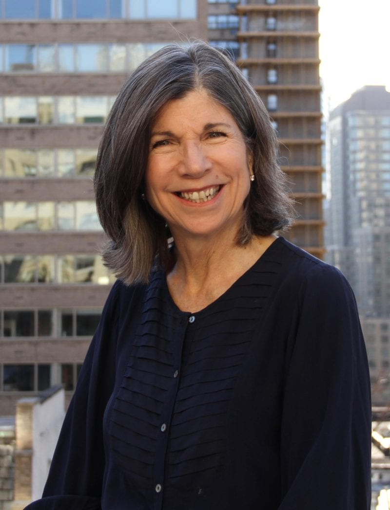 A portrait of author Anna Quindlen