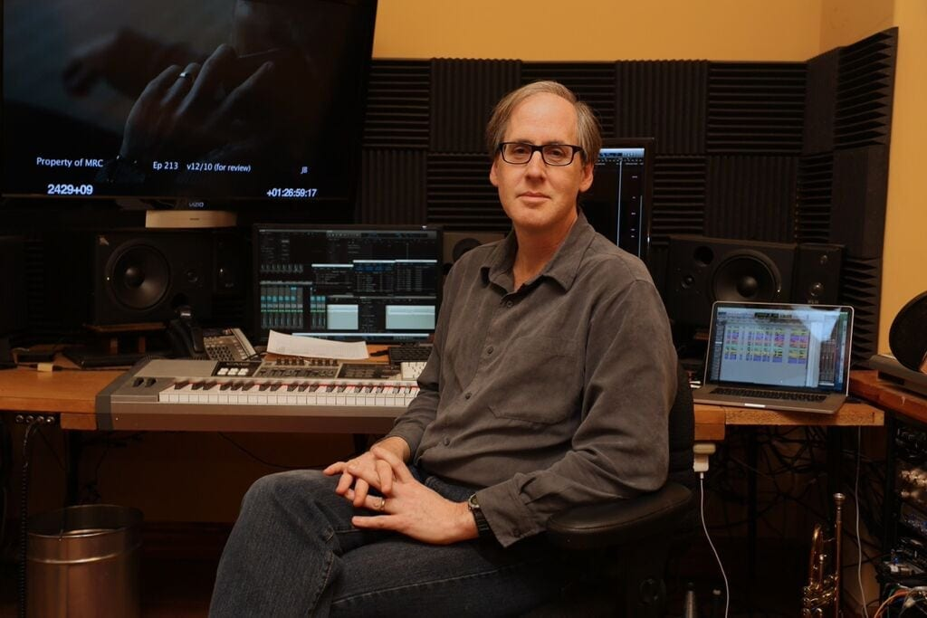 Composer Jeff Beal has turned scoring film and television into his own personal niche.
