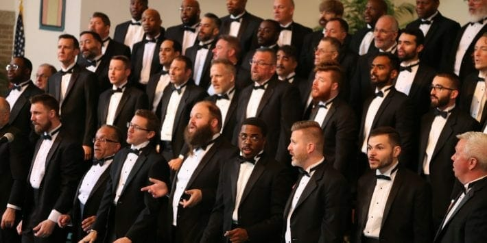The Atlanta Gay Men's Chorus.