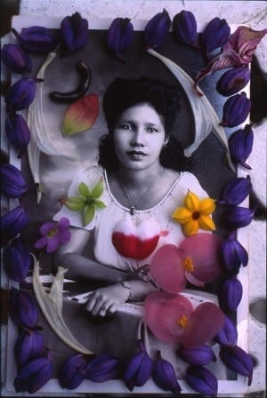 Albert Chong: Aunt Winnie, 1995