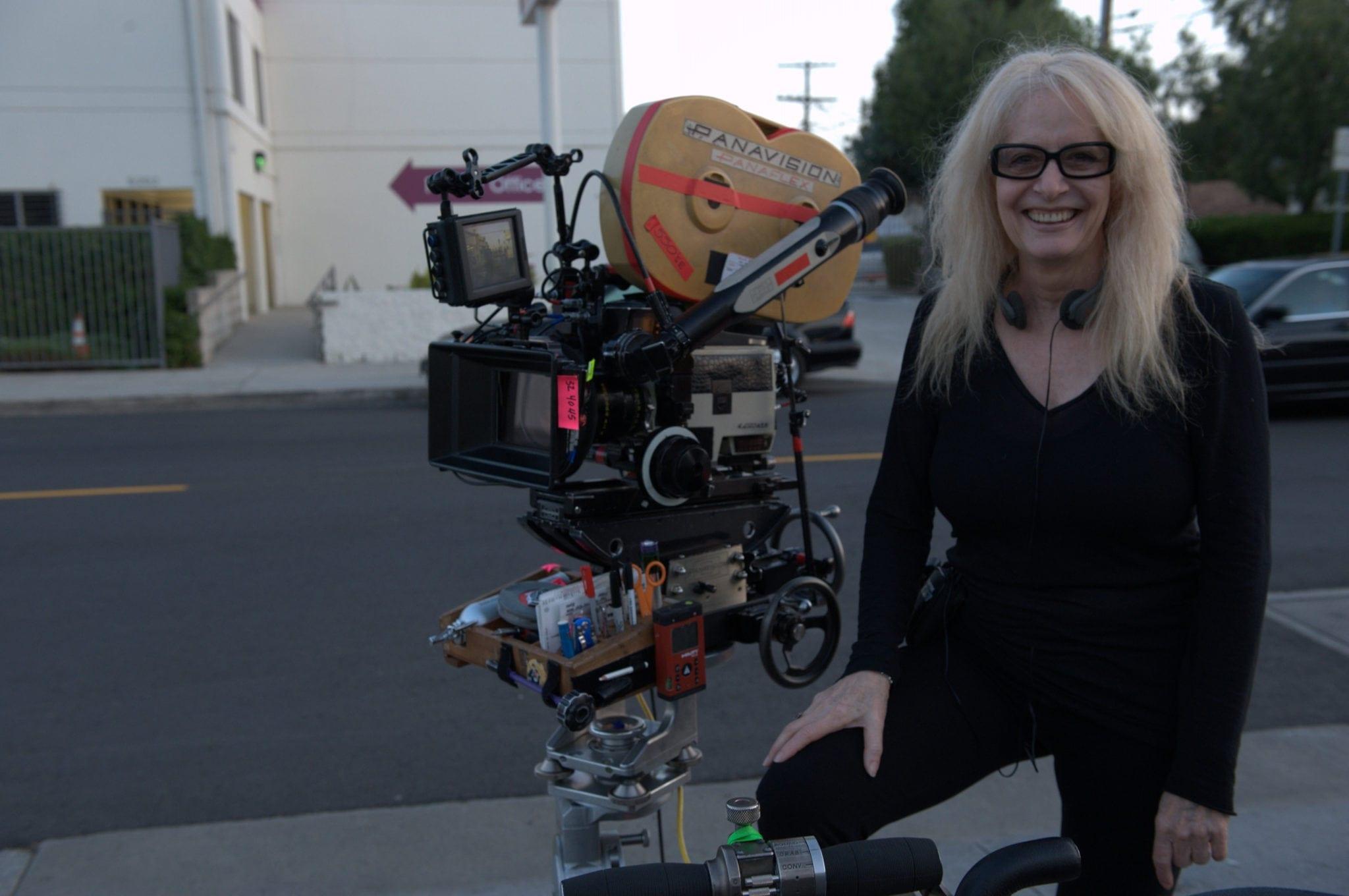 Director Penelope Spheeris directed three Decline documentaries on the L.A. music scene.