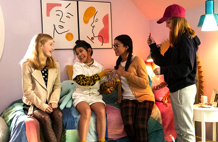 Netflix - The Baby-Sitters Club 2020