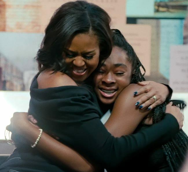 Michelle Obama BECOMING docu