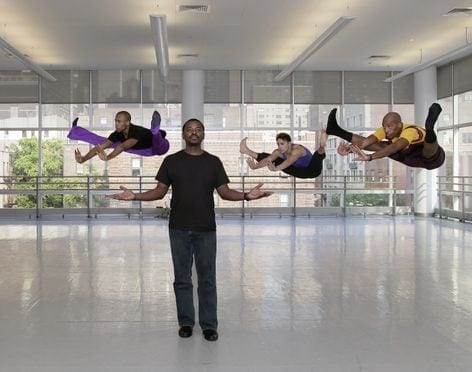 Battle says choreographing the new piece brought him closer to his dancers.