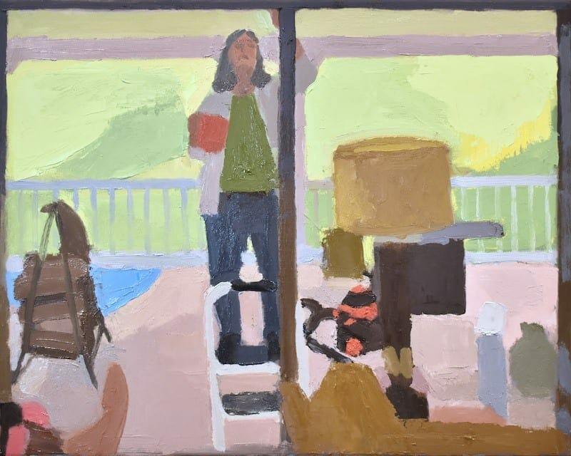 """Window Day"" by Benjamin Frederick"