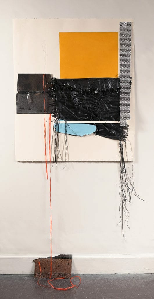 With Simultaneous Solo Group Shows Krista Clark Worth