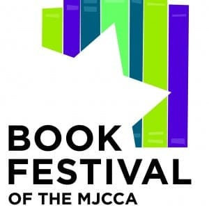 Book Festival Logo from the MJCCA