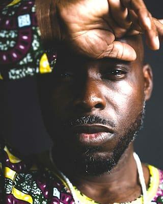 Atlanta artist C. Flux Sing