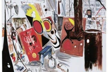 Calder-Picasso @ High june 2021