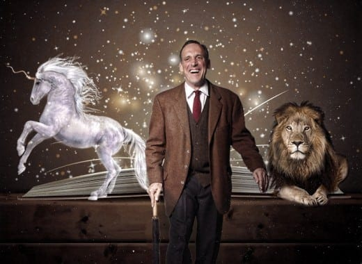 Tom Key has found success as an actor (shown here as C.S. Lewis) and as an artistic director. (Photos by BreeAnne Clowdus)
