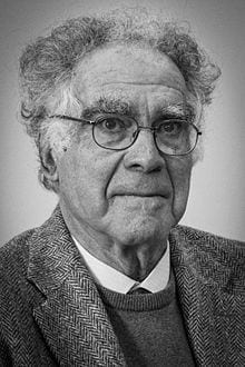 Carlo Ginzburg. Photo by Claude Truong-Ngoc, courtesy Wiki Commons.