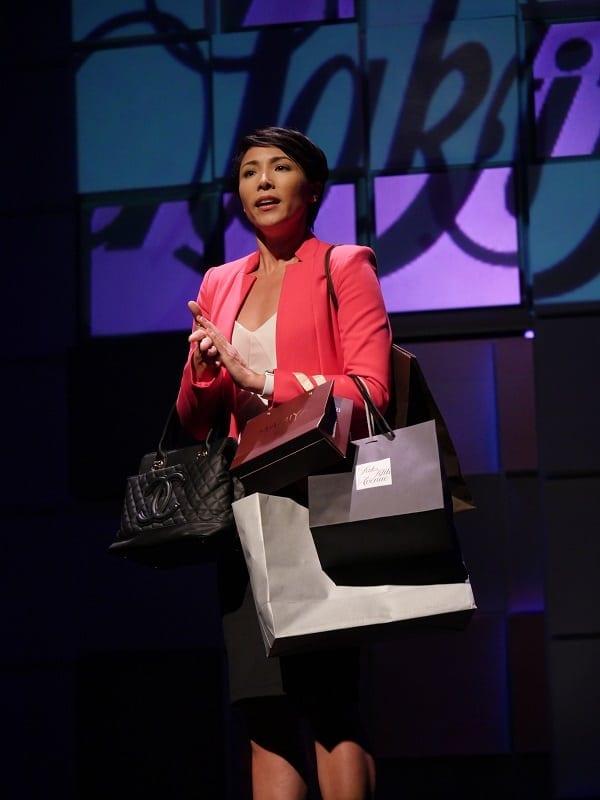 Julee Cerda as Dr. Ginny Yang.