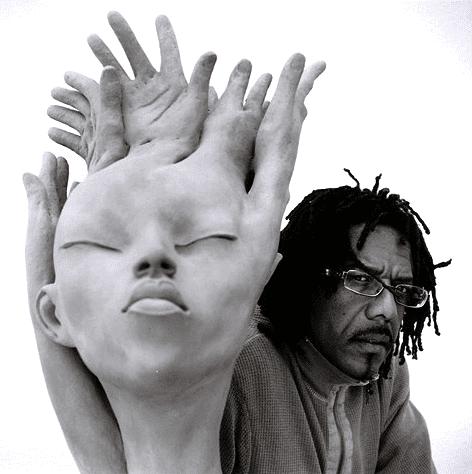Artist Michael Chukes