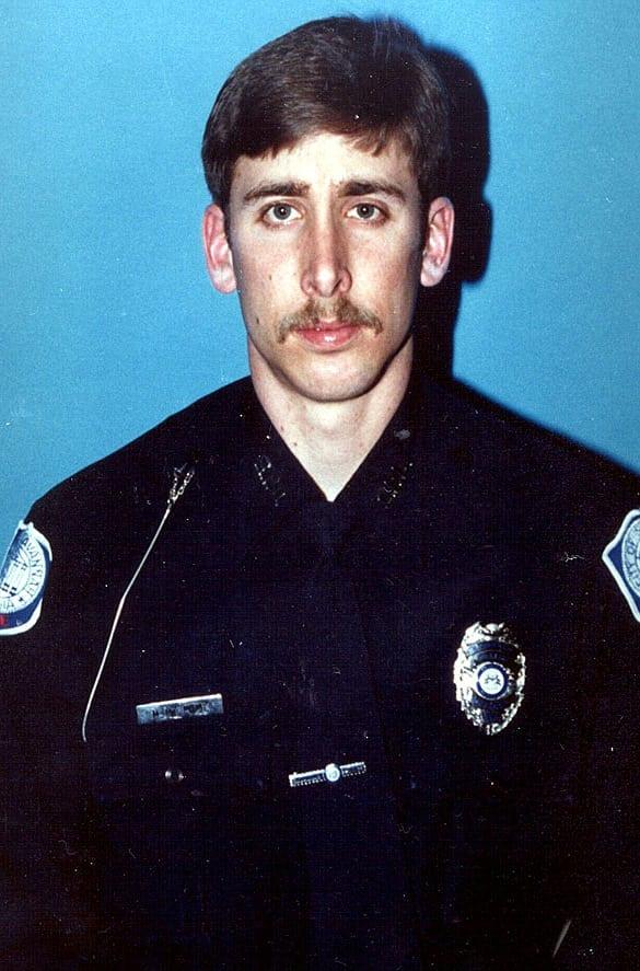 Fallen Savannah police officer Mark MacPhail.