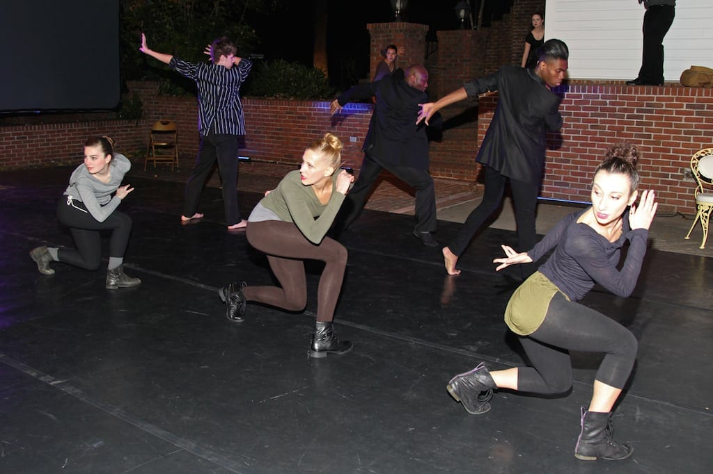 The Proia Dance Project will debut at Callonwalde. (Photos by Kimberly Link)