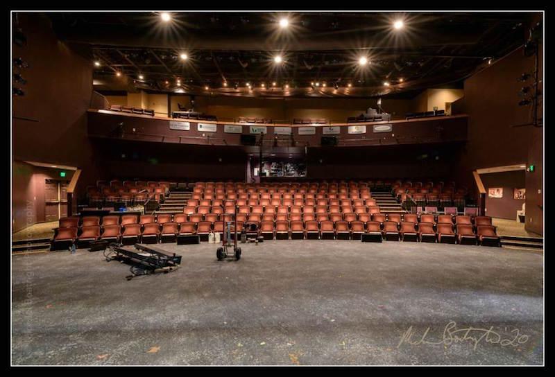 Aurora Theatre mainstage Covid-19