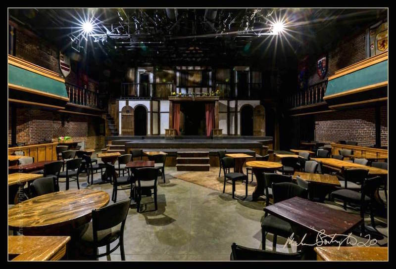 Shakespeare Tavern Playhouse Covid-19