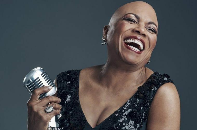 Photo of jazz singer Dee Dee Bridgewater