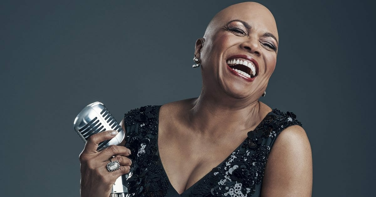Photo of jazz singer Dee Dee Bridgewater