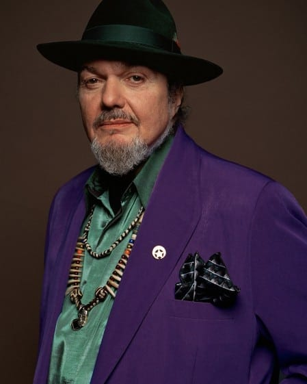 Dr. John is one of this year's featured performers.