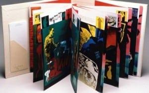 Nexus Press published Felipe Ehrenberg's Codex Aeroscriptus Ehrenbergensis: A Visual Score for Iconotropism in 1990. 1990.