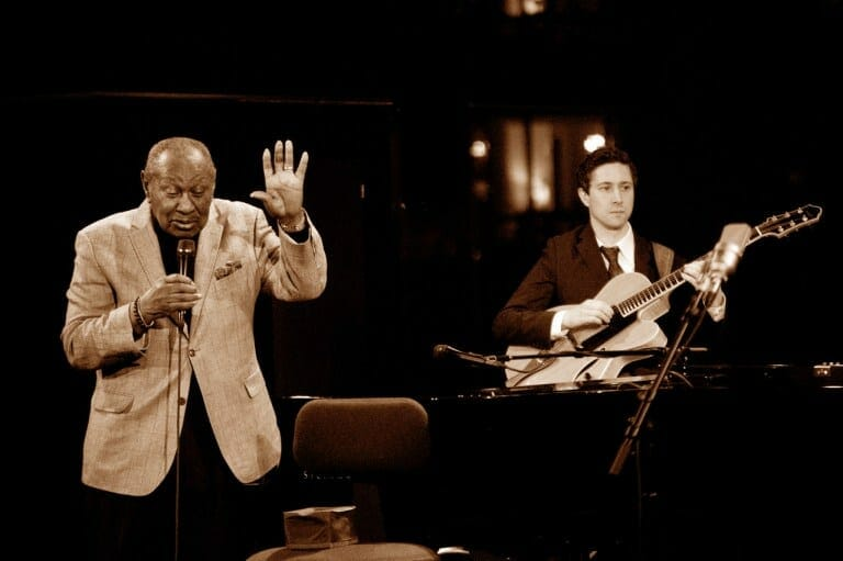 Freddy Cole and Randy Napoleon.