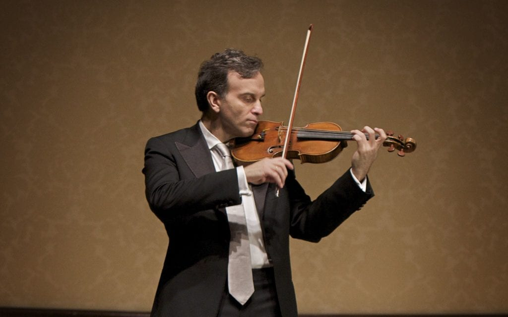 Shaham and The Knights perform Jonathan Leshnoff's new Violin Concerto.
