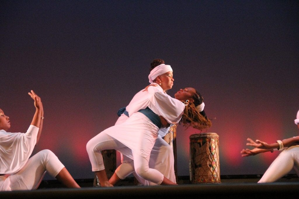 <em>Giwayen Mata combines two of our oldest traditions: drumming and dance.</em>