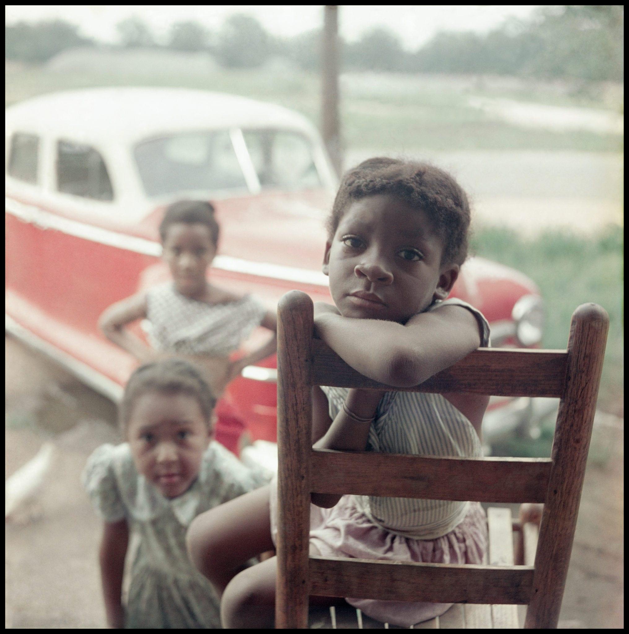 Gordon Parks: Untitled, Shady Grove, Alabama, 1956. Courtesy of and copyright The Gordon Parks Foundation.