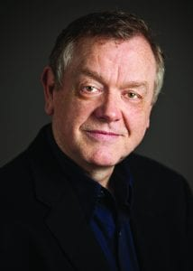 Author Jim Grimsley (Photo by Kay Hinton, Emory University)