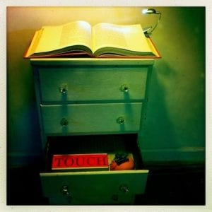 """Drawers determine what you see in""""HIDDEN AWAY"""""""