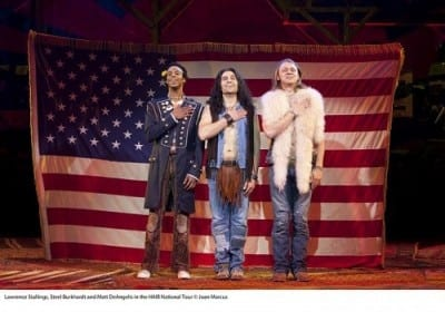 """Review: Burn your draft card, let the sunshine in as """"Hair"""