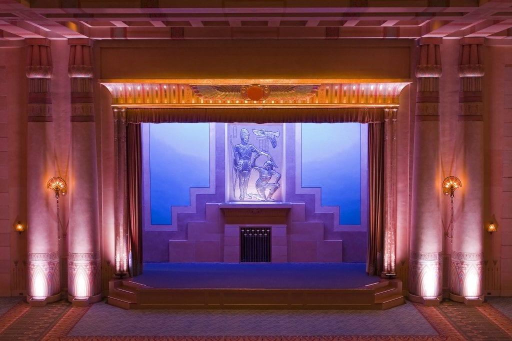 Image by Halston Pitman courtesy the Fox Theatre.