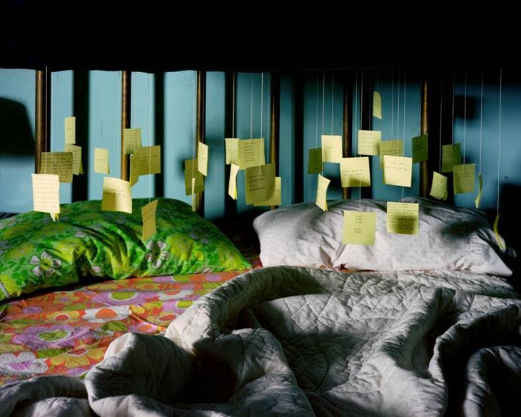 Sarah Hobbs (American, born 1970), Untitled (insomnia), from the Small Problems in Living series, 2000, chromogenic print. High Museum of Art, Atlanta, purchase with funds from Adrian Graham, Stan Cohen, Charles and Patricia Young, Wanda Hopkins, and the Friends of Photography, 2015.346.