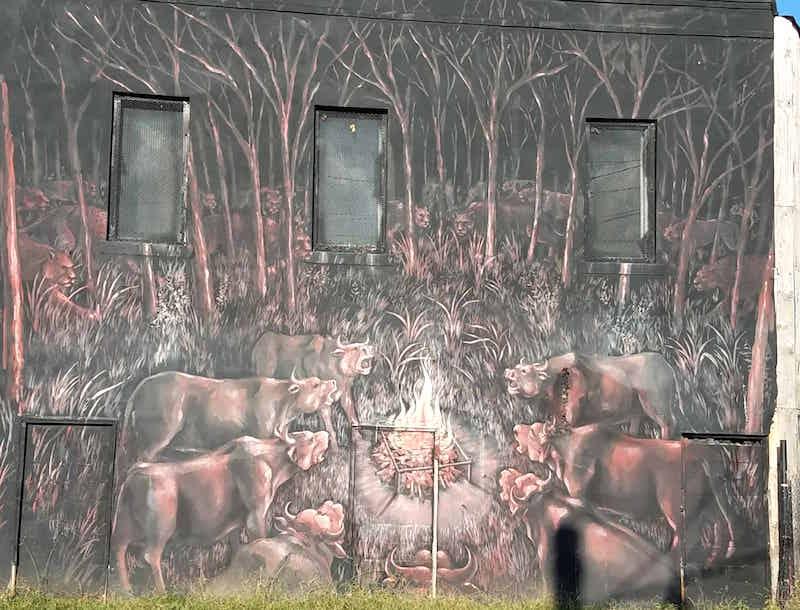 Reynoldstown mural by JAZ
