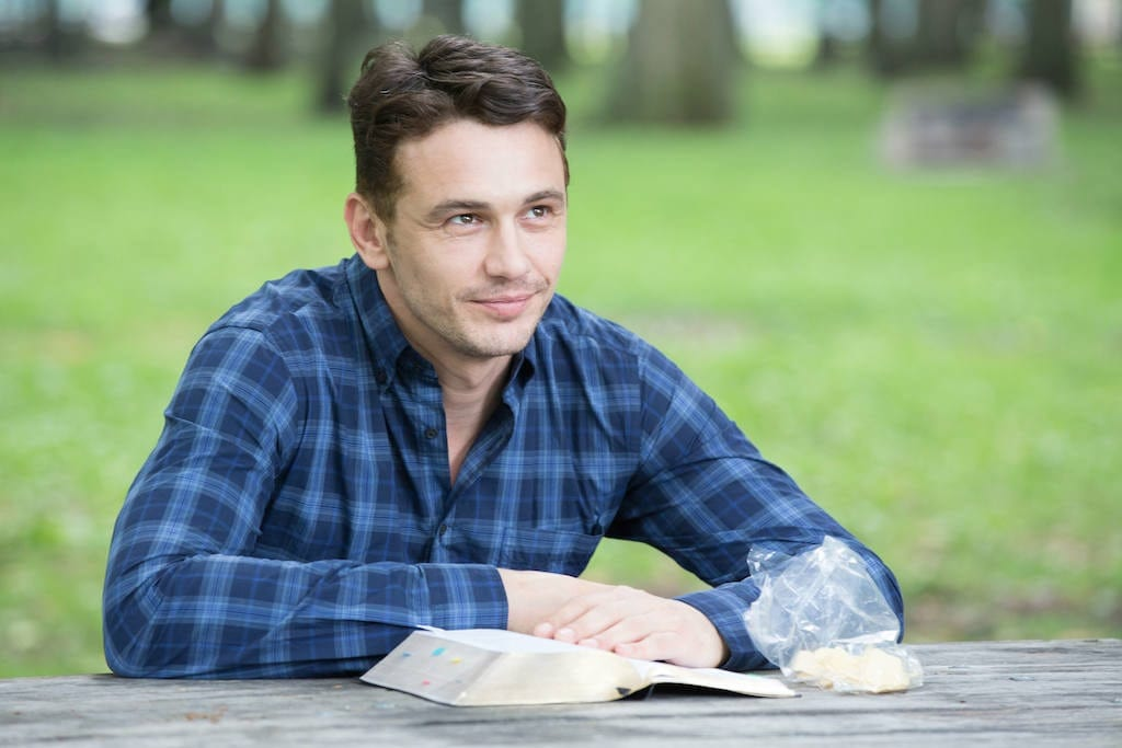 James Franco, who stars in I Am Michael, will be in Atlanta for the film's screening.