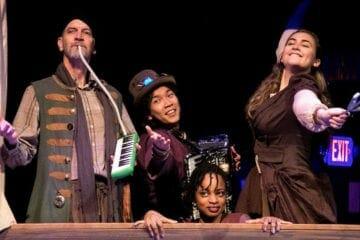 Vive la Fontaine Theatre du Reve March 2020