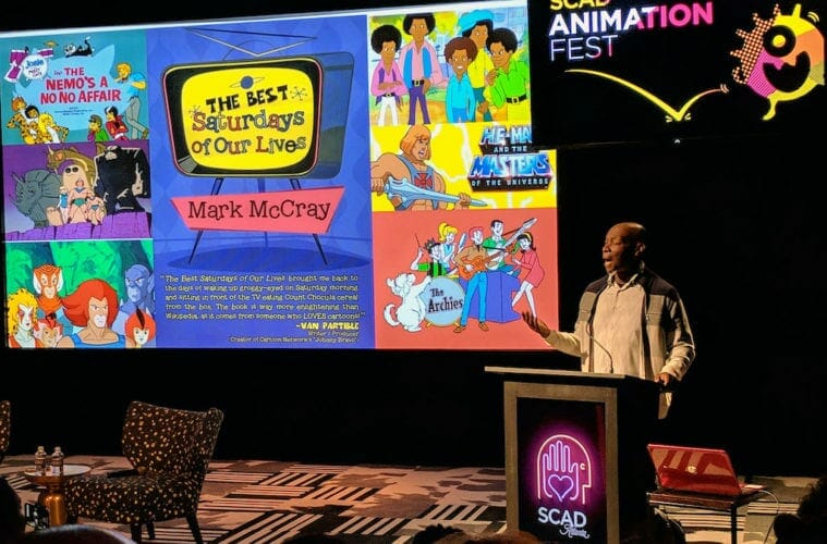 SCAD AnimationFest