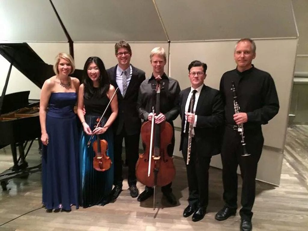 The Atlanta Chamber Players (Photo by Paula Peace)
