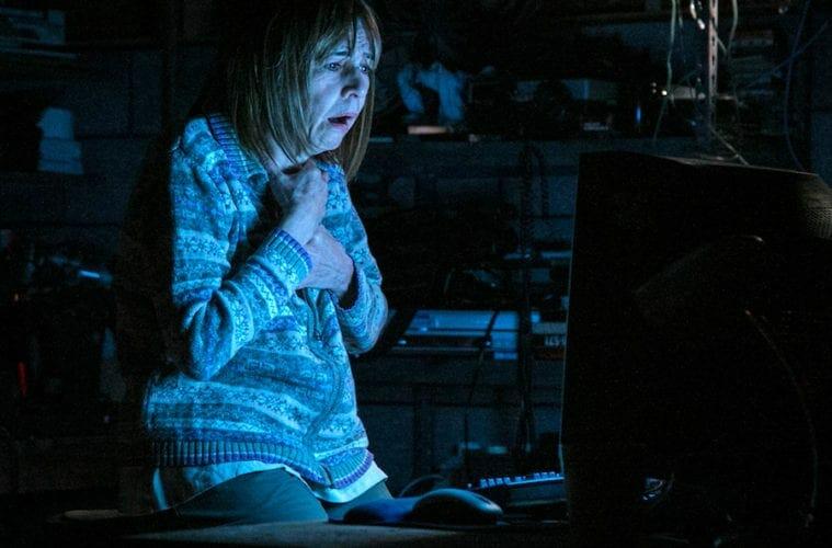 """Mary Lynn Owen in """"Downstairs."""""""