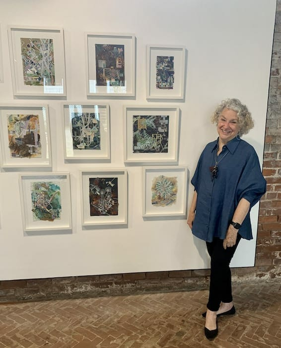 Whitespace's Susan Bridges March 2021