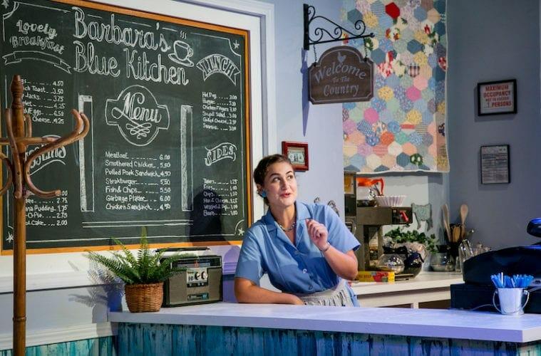 Barbara's Blue Kitchen - Aurora - Sept 2020