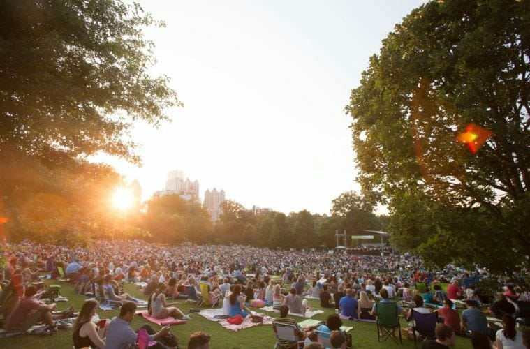 The ASO performs two free concerts in Piedmont Park - ARTS ATL