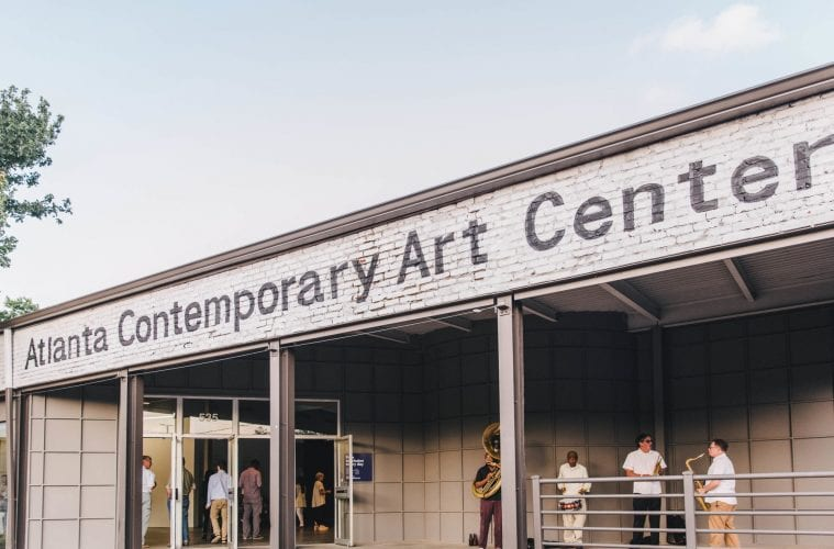Breaking News: The Atlanta Contemporary is bringing back the