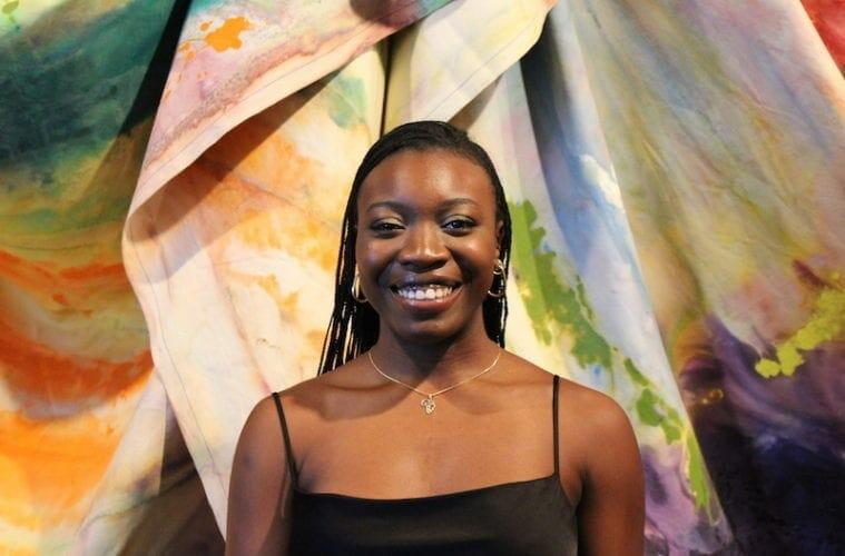Curator Nzinga Simmons, May 2020