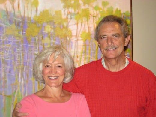 Philanthropists Susan and Ron Antinori