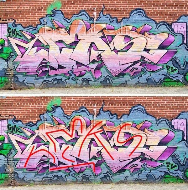 street art - graffiti - julu 2 2020